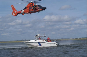 USCG Dolphin and Auxiliary Facility Training